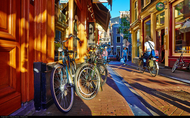 Amsterdam Sharing City